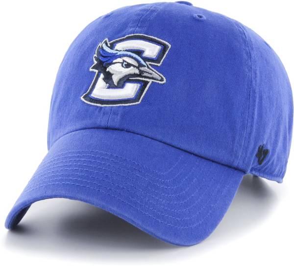 '47 Men's Creighton Bluejays Blue Clean Up Adjustable Hat product image
