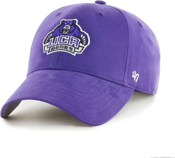 '47 Men's Central Arkansas Bears Purple Basic MVP Adjustable Hat product image