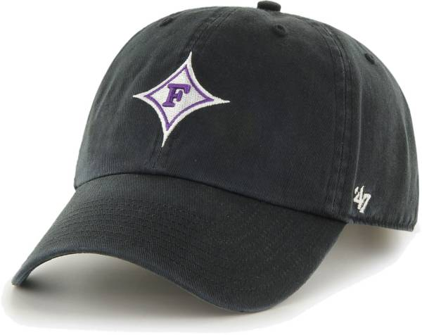 '47 Men's Furman Paladins Clean Up Adjustable Black Hat product image
