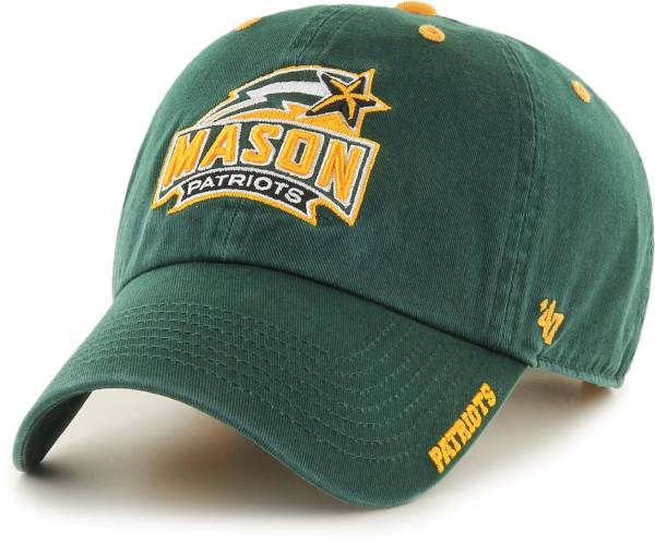 '47 Men's George Mason Patriots Green Ice Clean Up Adjustable Hat product image