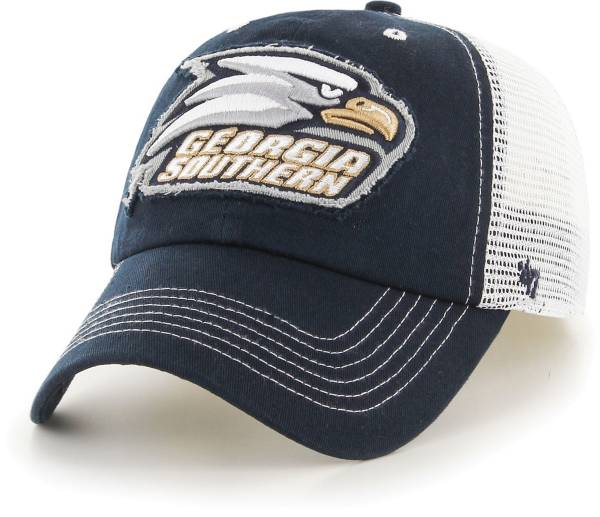 '47 Men's Georgia Southern Eagles Navy Blue Mountain Closer Fitted Hat product image