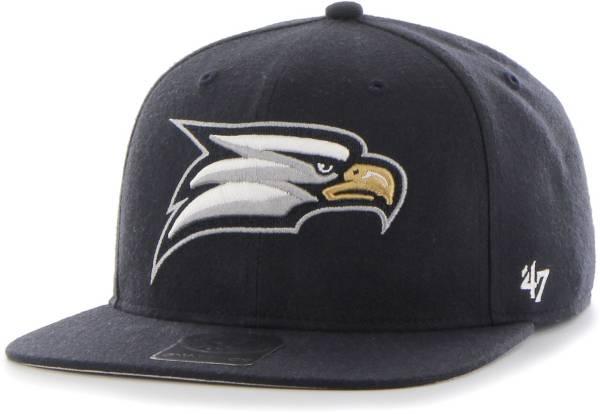 '47 Men's Georgia Southern Eagles Navy Sure Shot Captain Adjustable Hat product image