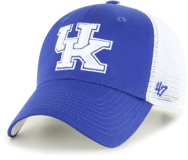 '47 Men's Kentucky Wildcats Blue Branson MVP Adjustable Hat product image