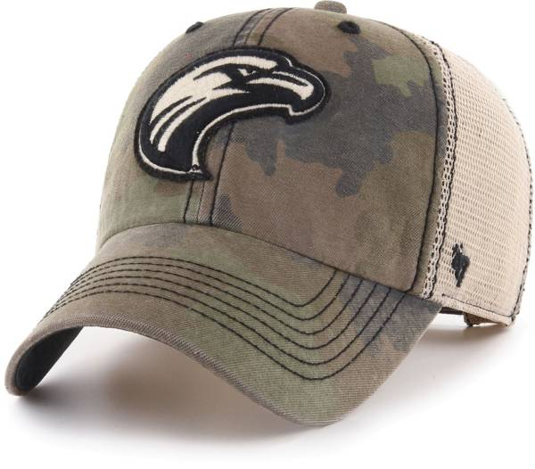 '47 Men's Louisiana-Monroe Warhawks Camo Burnett Clean Up Adjustable Hat product image