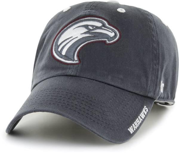 '47 Men's Louisiana-Monroe Warhawks Grey Ice Clean Up Adjustable Hat product image