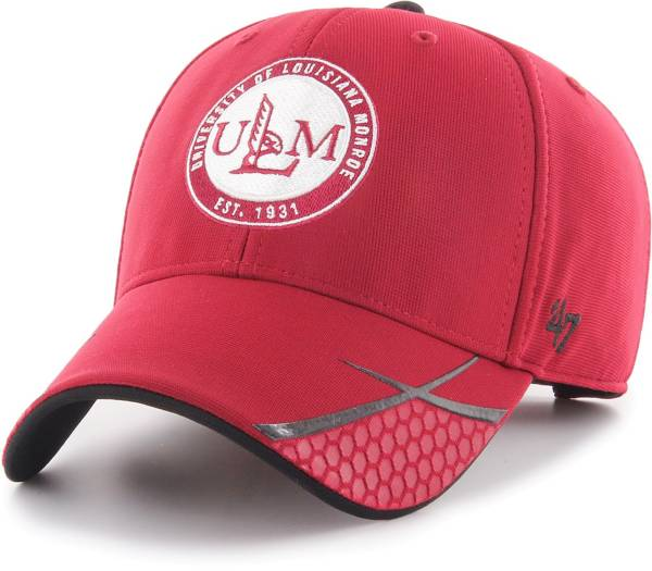 '47 Men's Louisiana-Monroe Warhawks Maroon Sensei MVP Adjustable Hat product image