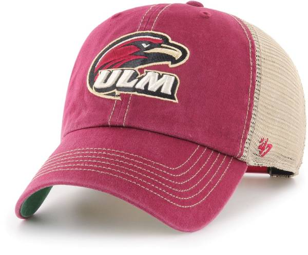 '47 Men's Louisiana-Monroe Warhawks Maroon Trawler Adjustable Hat product image
