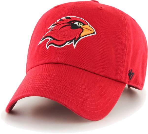 '47 Men's Lamar Cardinals Red Clean Up Adjustable Hat product image