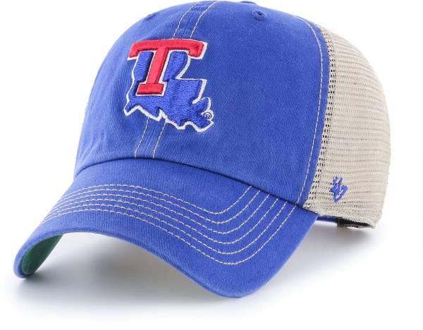 '47 Men's Louisiana Tech Bulldogs Blue Trawler Adjustable Hat product image