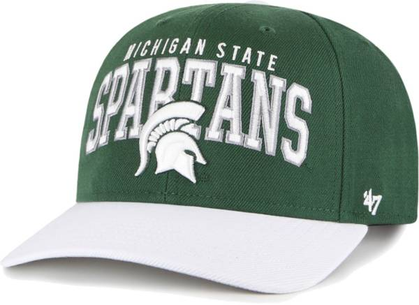 '47 Men's Michigan State Spartans Green Mccaw MVP Adjustable Hat product image