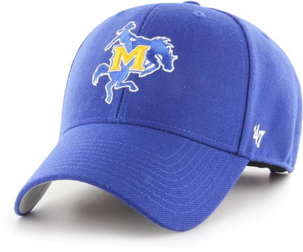 '47 Men's McNeese State Cowboys Royal Blue MVP Adjustable Hat product image