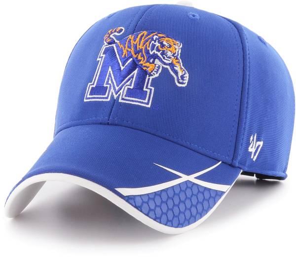 '47 Men's Memphis Tigers Blue Sensei MVP Adjustable Hat product image