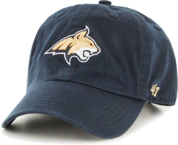 '47 Men's Montana State Bobcats Blue Clean Up Adjustable Hat product image