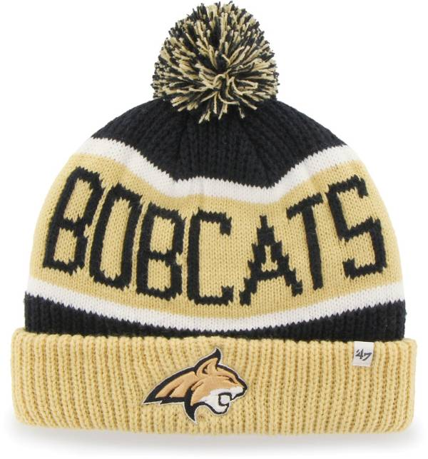 '47 Men's Montana State Bobcats Blue Calgary Cuffed Knit Hat product image