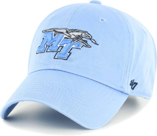 '47 Men's Middle Tennessee State Blue Raiders Blue Clean Up Adjustable Hat product image