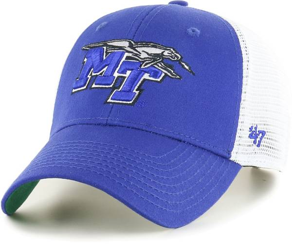 '47 Men's Middle Tennessee State Blue Raiders Blue Branson MVP Adjustable Hat product image