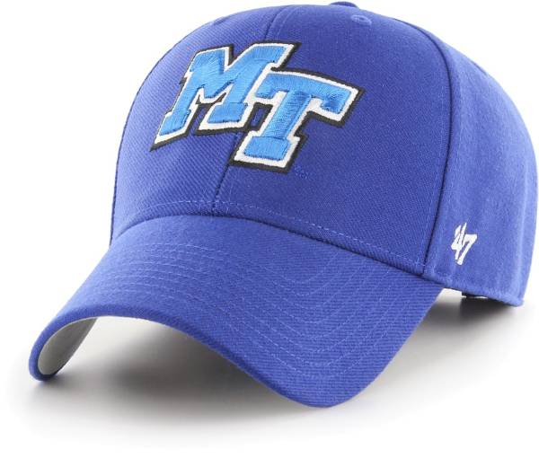 '47 Men's Middle Tennessee State Blue Raiders Blue MVP Adjustable Hat product image
