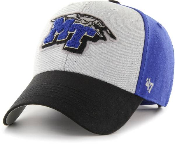 '47 Men's Middle Tennessee State Blue Raiders Blue Tuft MVP Adjustable Hat product image