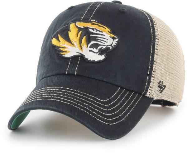 '47 Men's Missouri Tigers Black Trawler Adjustable Hat product image