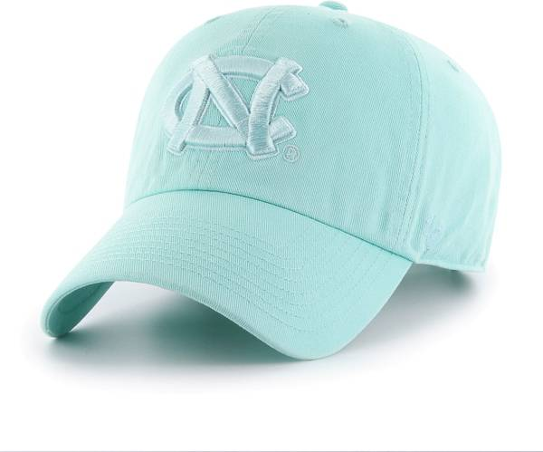 '47 Men's North Carolina Tar Heels Carolina Blue Clean Up Adjustable Hat product image