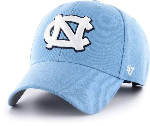 '47 Men's North Carolina Tar Heels Carolina Blue MVP Adjustable Hat product image
