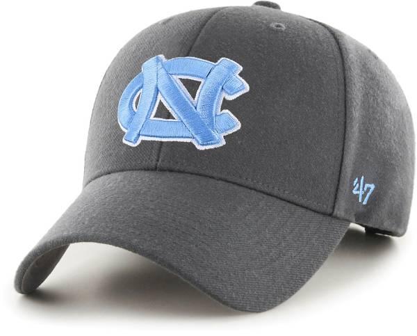 '47 Men's North Carolina Tar Heels Grey MVP Adjustable Hat product image