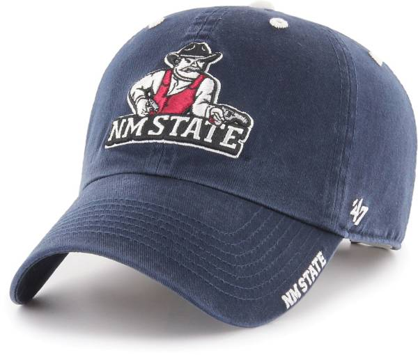 '47 Men's New Mexico State Aggies Navy Ice Clean Up Adjustable Hat product image