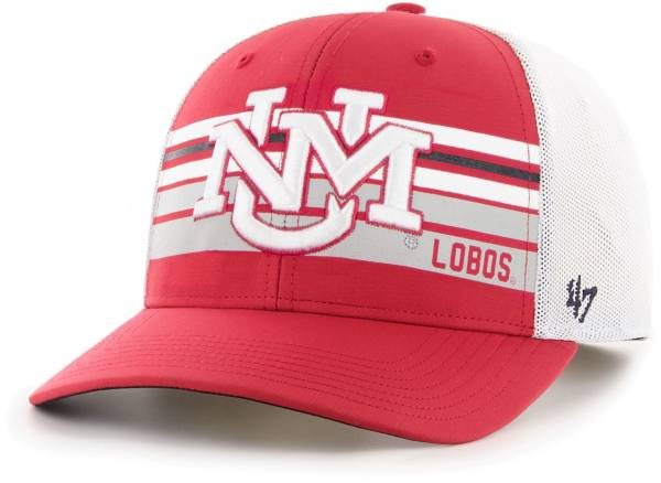 '47 Men's New Mexico Lobos Cherry Altitude MVP Adjustable Hat product image