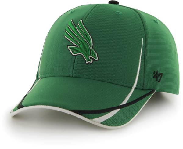 '47 Men's North Texas Mean Green Green Sparhawk MVP Adjustable Hat product image