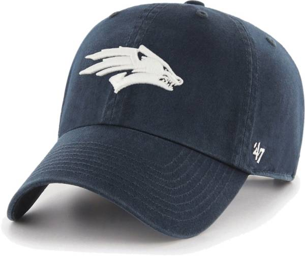 '47 Men's Nevada Wolf Pack Blue Clean Up Adjustable Hat product image