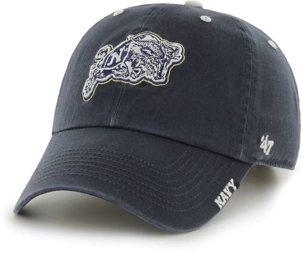 '47 Men's Navy Midshipmen Navy Ice Clean Up Adjustable Hat product image