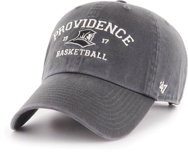 '47 Men's Providence Friars Grey Original Clean Up Adjustable Basketball Hat product image