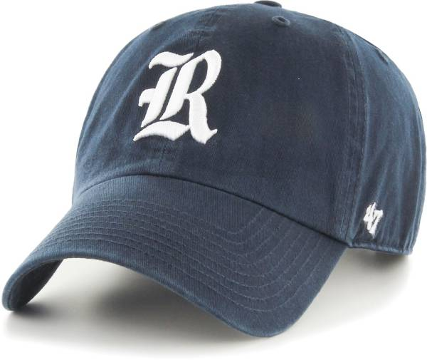 '47 Men's Rice Owls Blue Clean Up Adjustable Hat product image