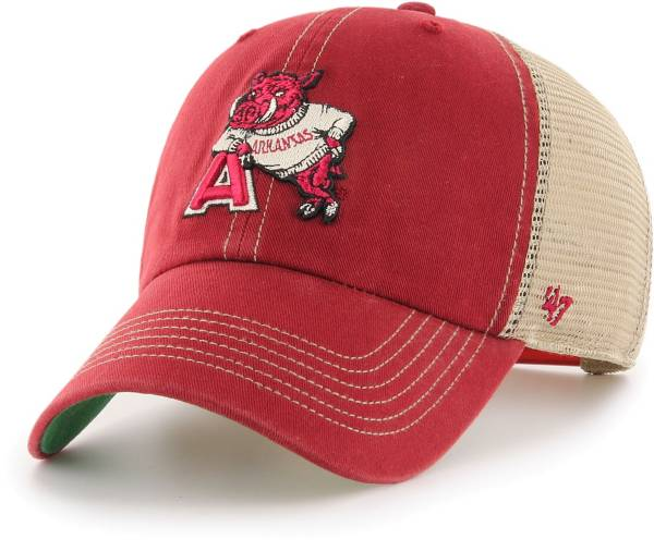 '47 Men's Arkansas Razorbacks  Trawler Adjustable Hat product image