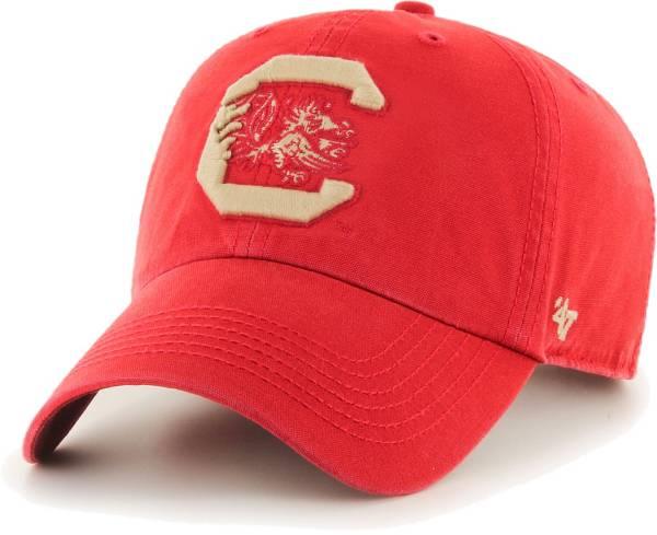'47 Men's South Carolina Gamecocks Garnet Clean Up Adjustable Hat product image