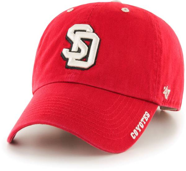 '47 Men's South Dakota Coyotes Red Ice Clean Up Adjustable Hat product image