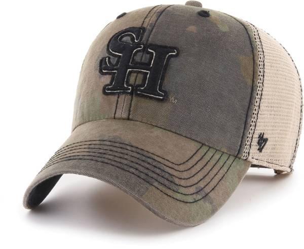 '47 Men's Sam Houston Bearkats Camo Burnett Clean Up Adjustable Hat product image
