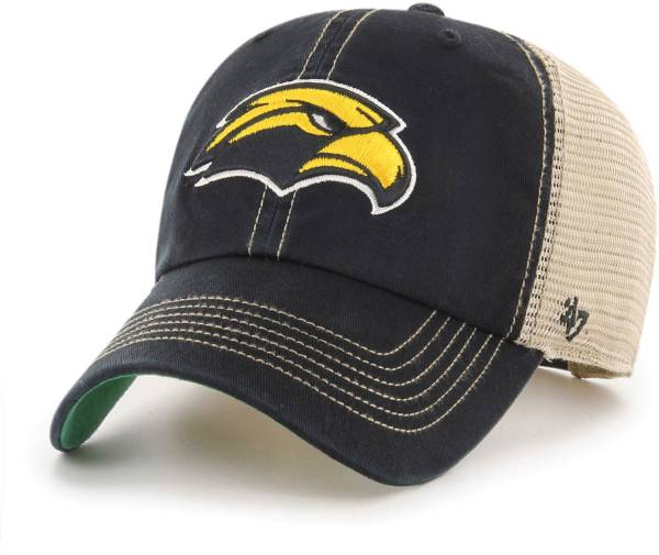 '47 Men's Southern Miss Golden Eagles Black Trawler Adjustable Hat product image