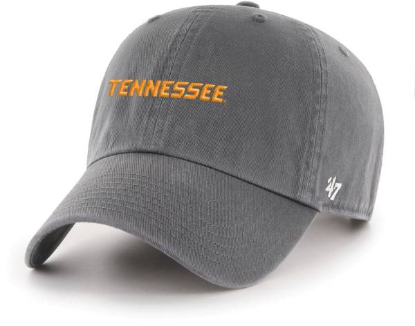 '47 Men's Tennessee Volunteers Grey Script Clean Up Adjustable Hat product image