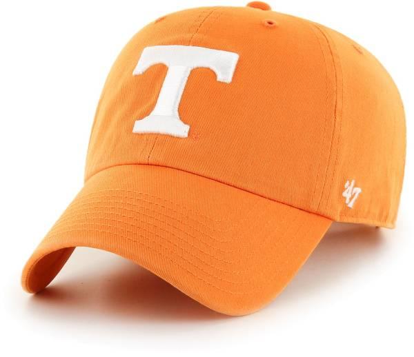'47 Men's Tennessee Volunteers Tennessee Orange Clean Up Adjustable Hat product image