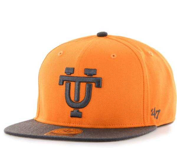 '47 Men's Tennessee Volunteers Tennessee Orange Sure Shot Captain Adjustable Hat product image