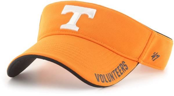 '47 Men's Tennessee Volunteers Tennessee Orange Top Rope Adjustable Visor product image