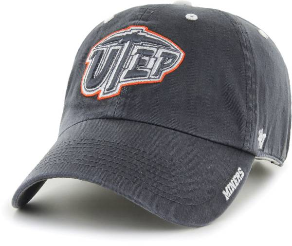 '47 Men's UTEP Miners Grey Ice Clean Up Adjustable Hat product image
