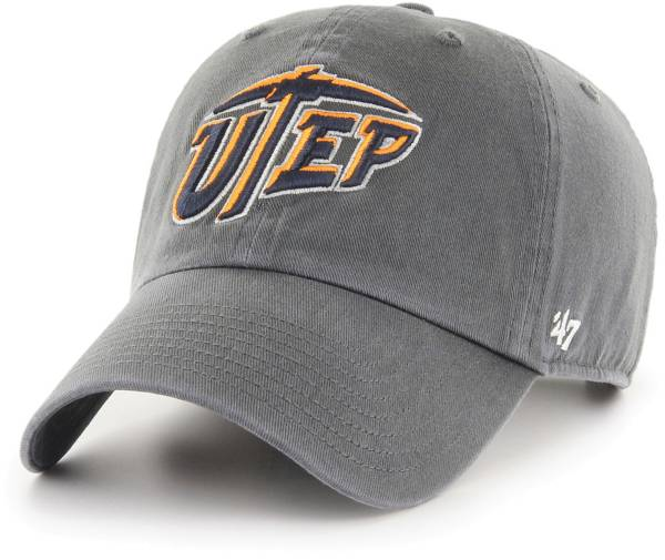 '47 Men's UTEP Miners Grey Clean Up Adjustable Hat product image