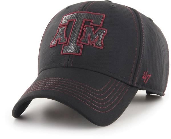 '47 Men's Texas A&M Aggies Battalion MVP Adjustable Black Hat product image
