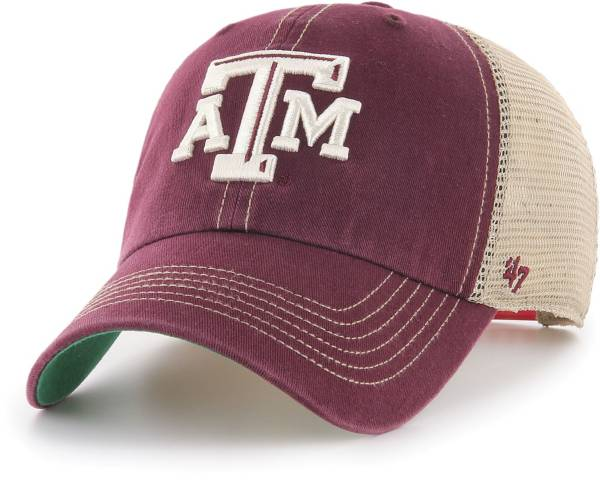 '47 Men's Texas A&M Aggies Maroon Trawler Adjustable Hat product image