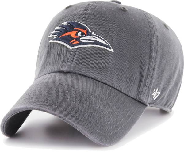 '47 Men's UT San Antonio Roadrunners Grey Clean Up Adjustable Hat product image
