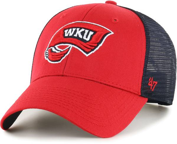 '47 Men's Western Kentucky Hilltoppers Red Branson MVP Adjustable Hat product image