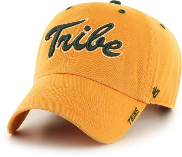 '47 Men's William & Mary Tribe Gold Ice Clean Up Adjustable Hat product image