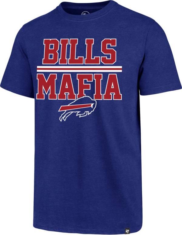 '47 Men's Buffalo Bills Mafia Royal Club T-Shirt product image